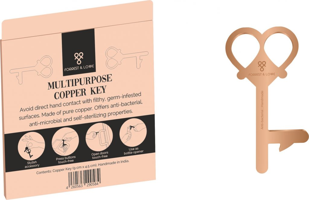 Copper Key Packing