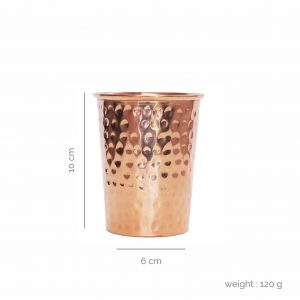 HAMMERED GLASS -