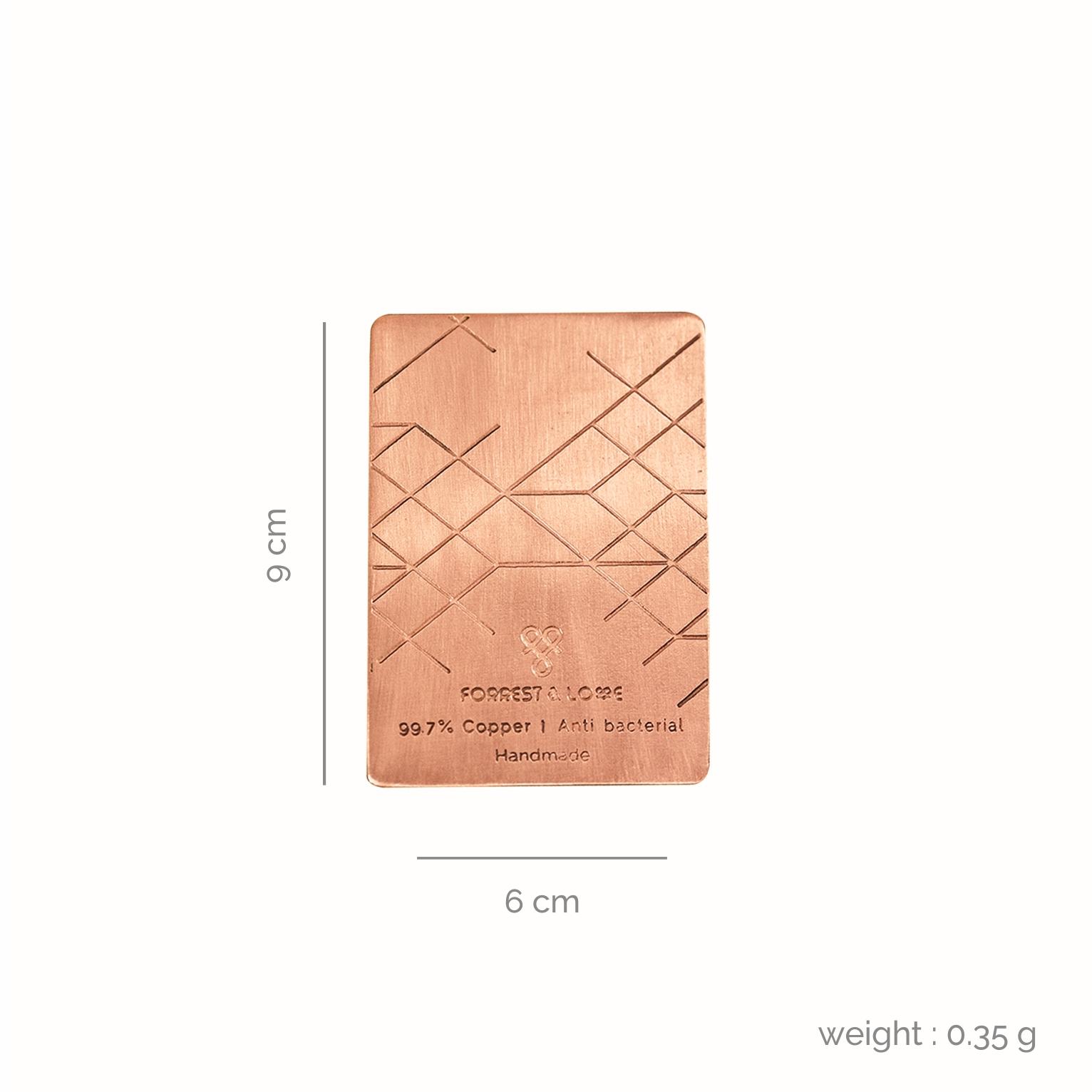 copper patch